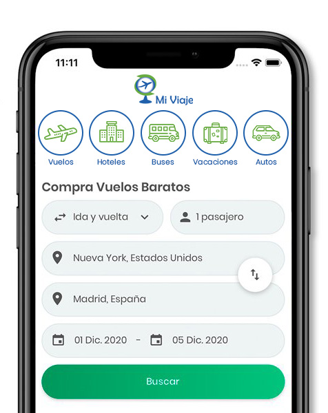 App Mi Viaje Colombia
